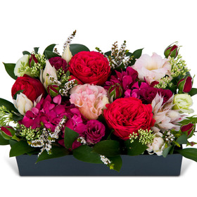 꽃박스 100000원