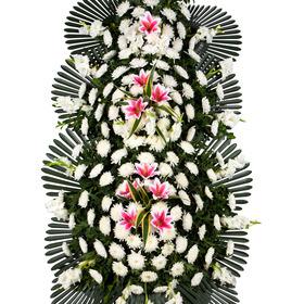 장례식 화환 최고급형